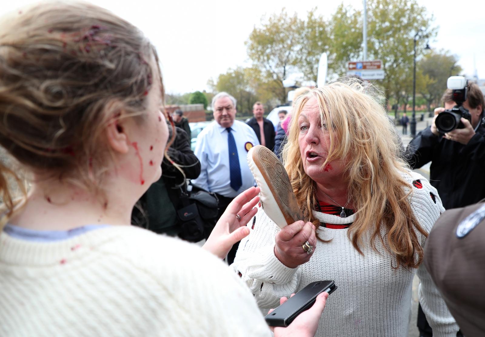 news ukip general election fight street hartlepool