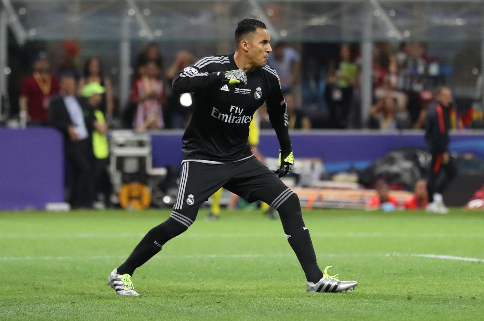 Keylor Navas Casemiro and Raphael Varane return to Real Madrid 19
