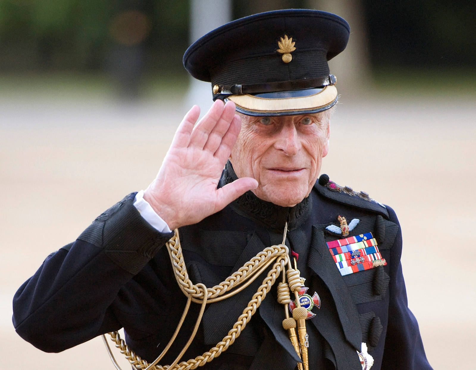 Prince Philip's sudden retirement may be due to the snap ...