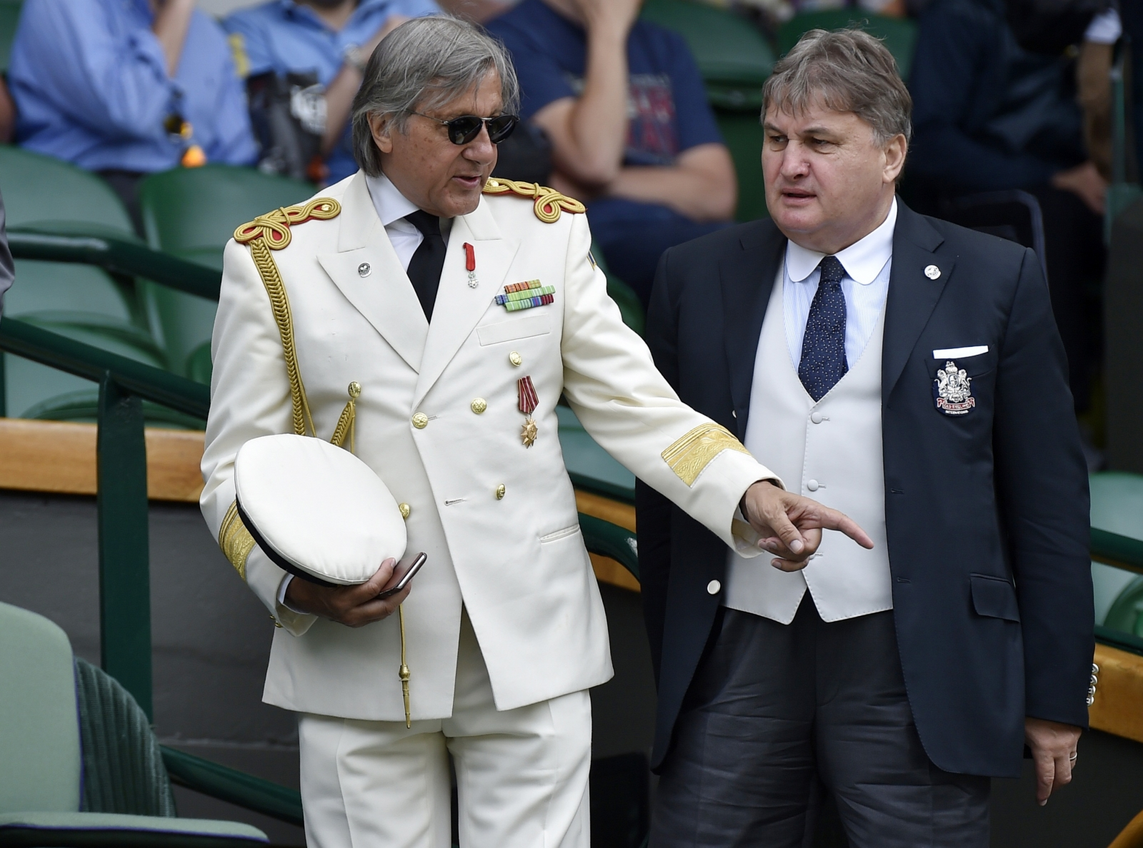 Small minded Wimbledon ban ed by Ilie Nastase