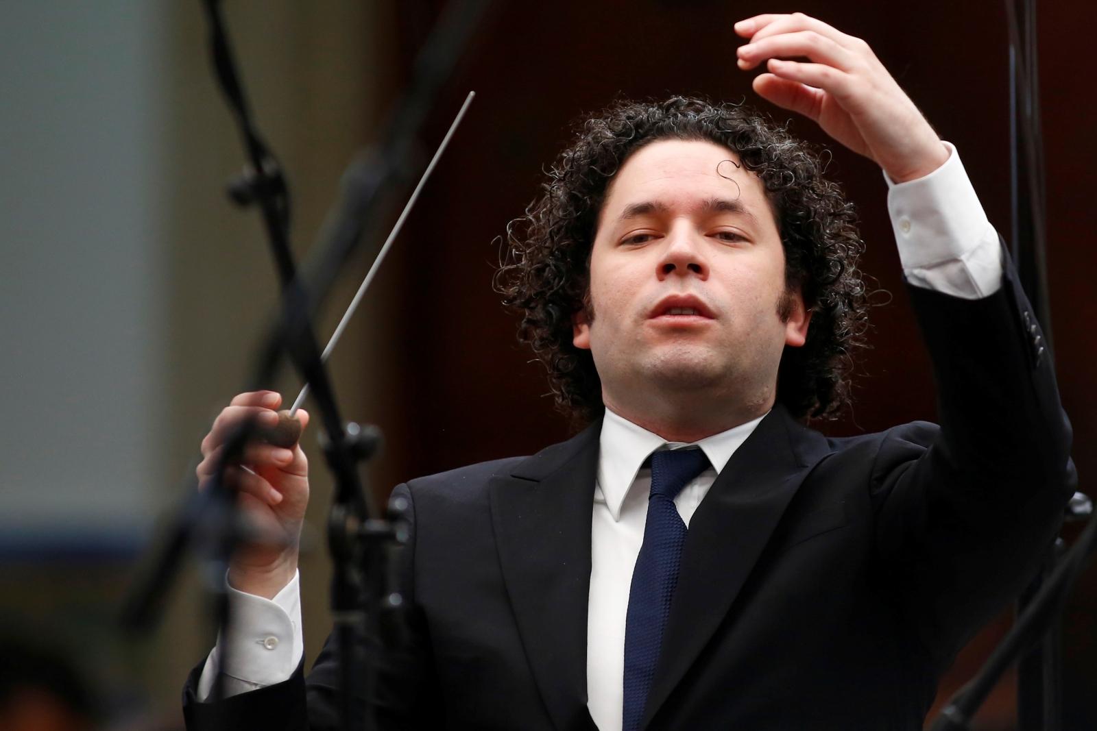 Gustavo Dudamel Raises His Voice Against Venezuelan