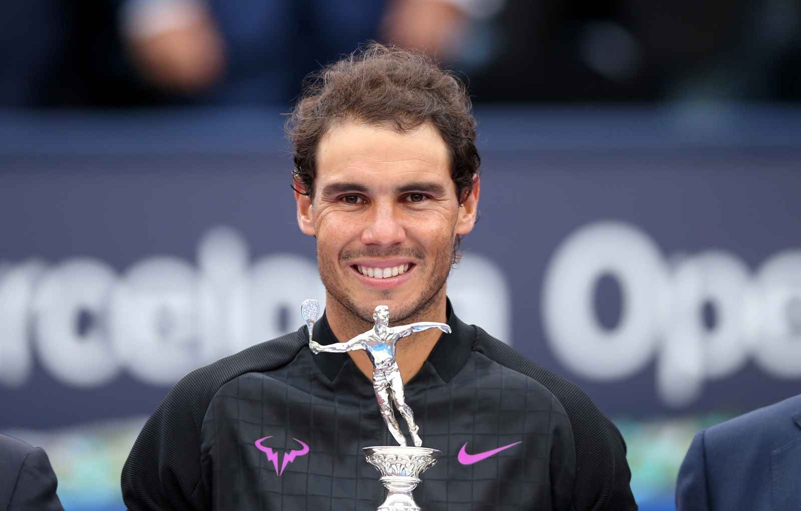 I have been preparing my future for years says Rafael Nadal