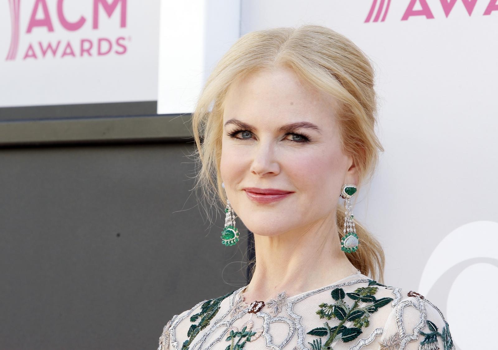 Nicole Kidman reveals ...