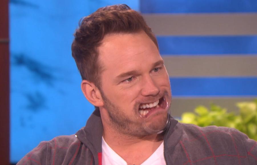 Watch Chris Pratt's hi...