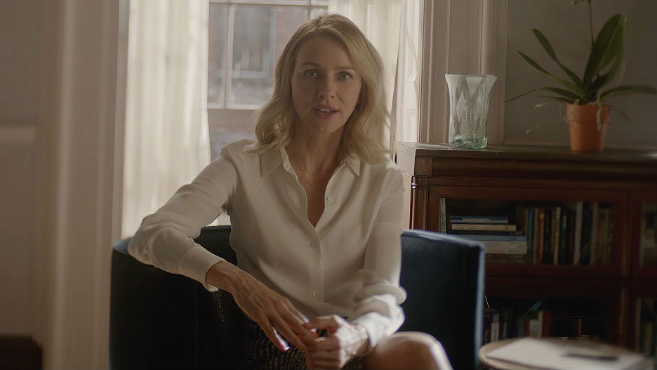 Naomi Watts vows to 'd...