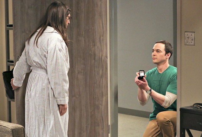 Mayim Bialik reveals filming date for Big Bang Theory season 11 premiere