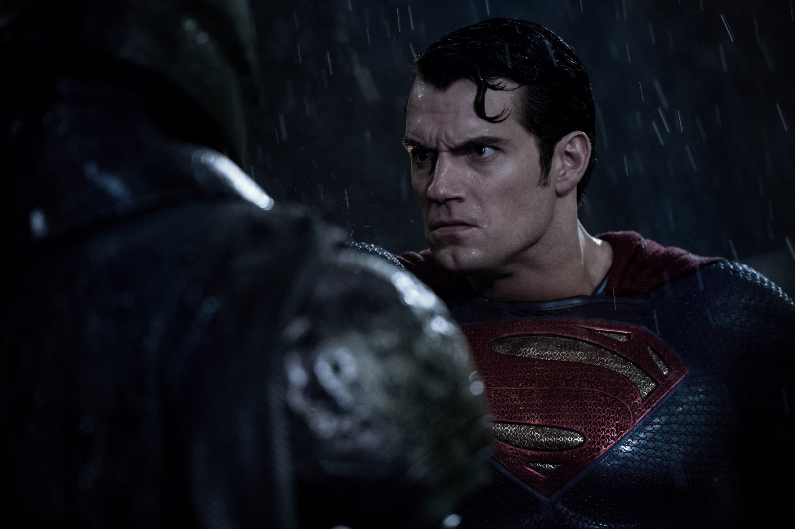 Superman v Black Adam smackdown: Dwayne Johnson promises Henry Cavill clash is 'coming'