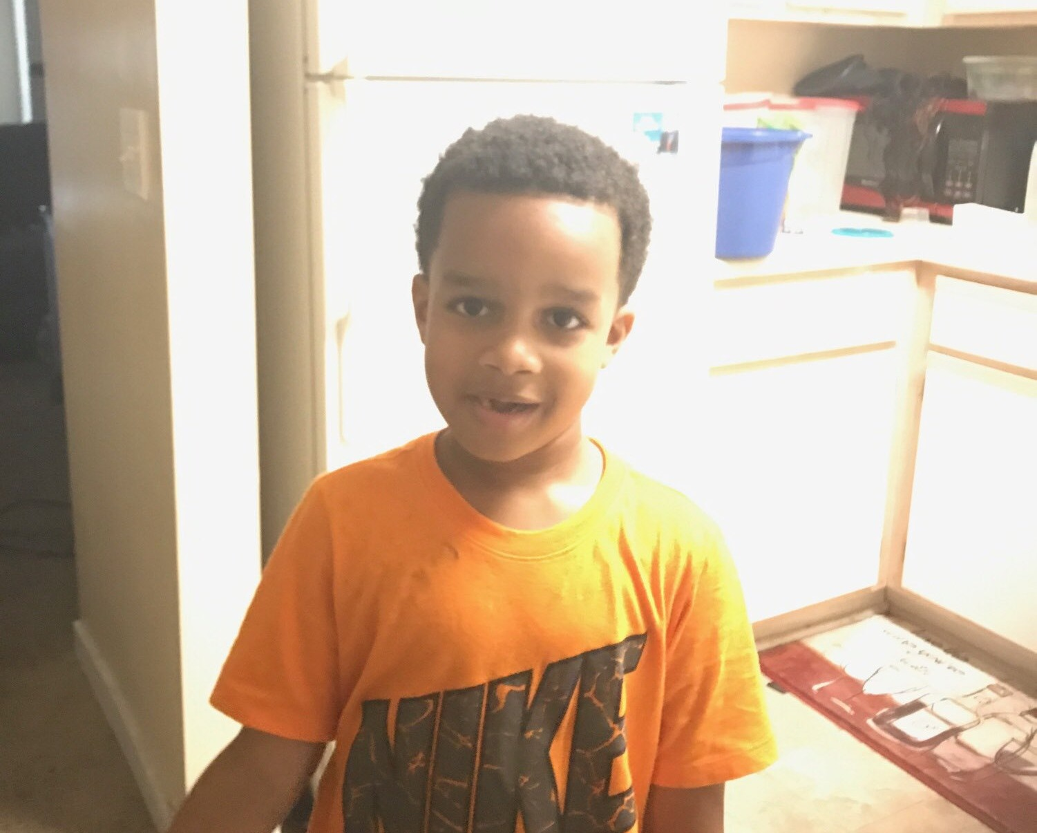 Mississippi Car Theft Six Year Old