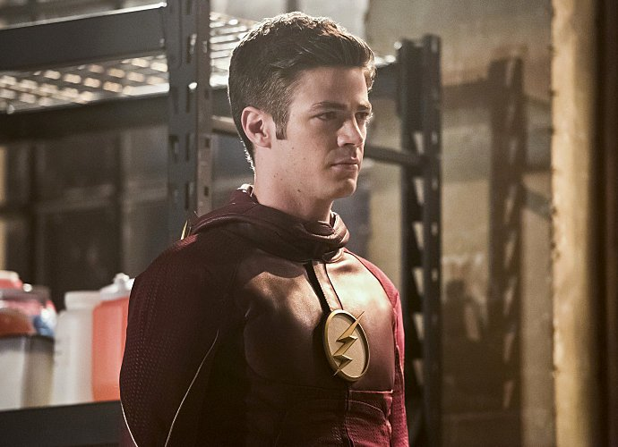Grant Gustin reveals first look of Barry Allen in Flash season 4 and fans are thrilled