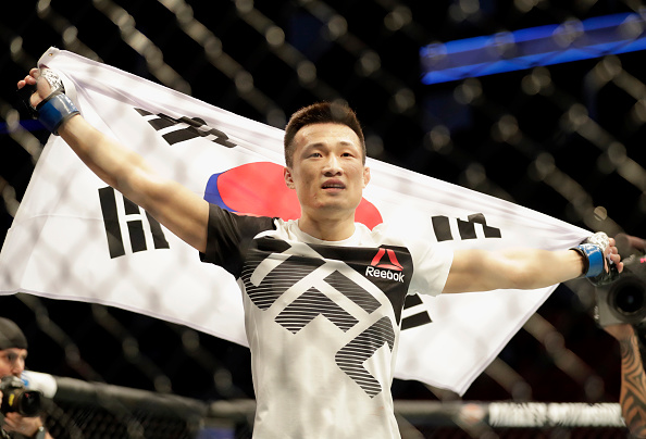 Korean Zombie set to face Ricardo Lamas as 2 major fights get added to UFC 214 card