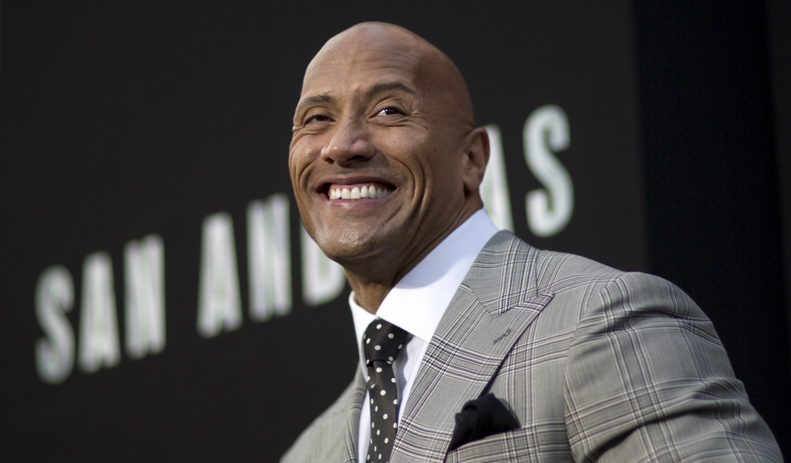 Dwayne Johnson on Baywatch: 'People peeing themselves from laughing'