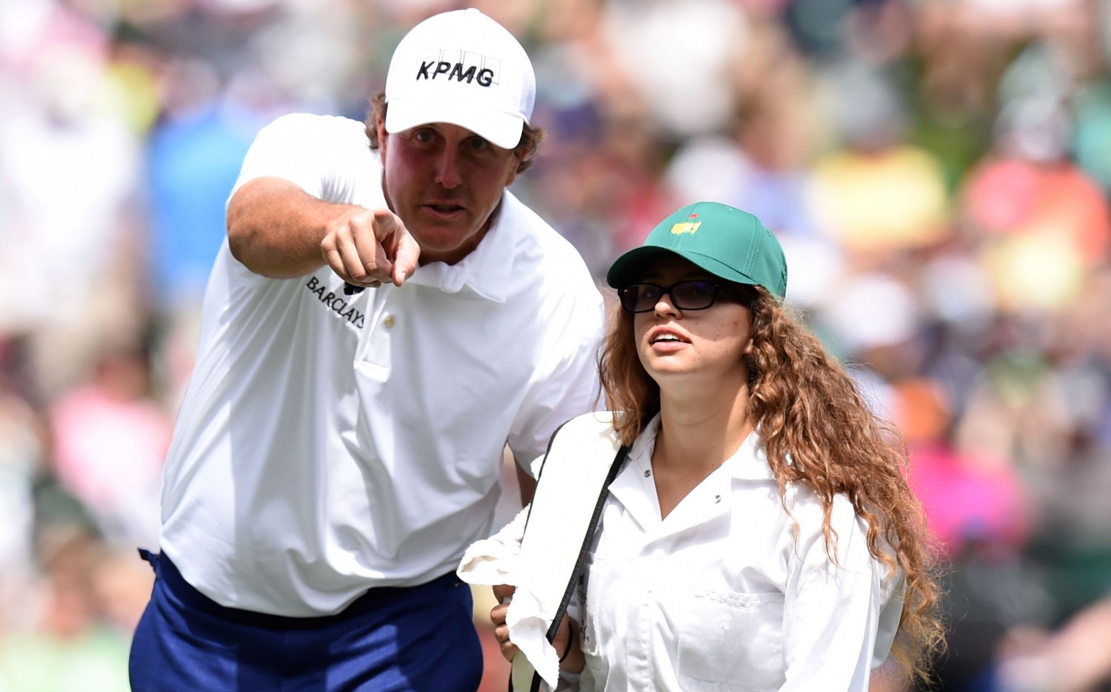 How Old Are Mickelson S Kids