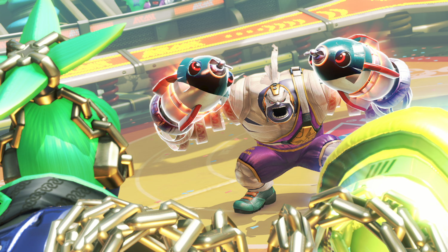 Arms review: Is Nintendo's gangly Switch fighter a ...