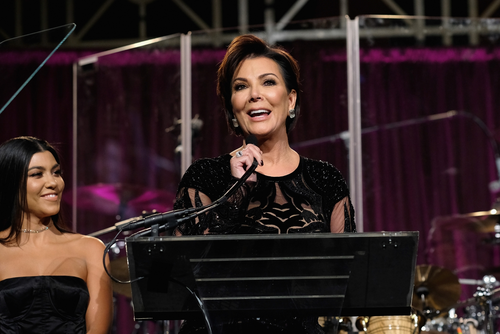 Kris Jenner ignores Caitlyn Jenner again on Father's Day but praises son Rob as the most loving dad