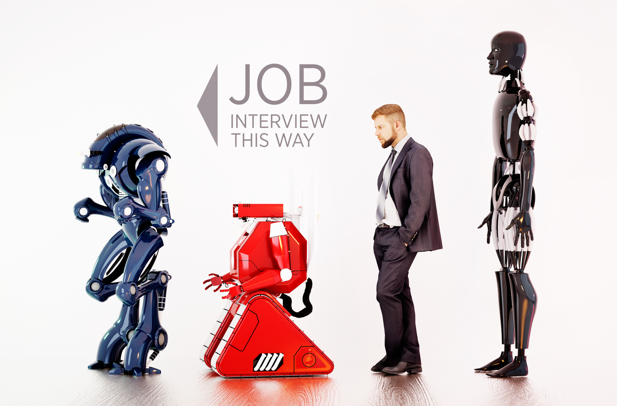 If you automate your job to make it easier, is it ...