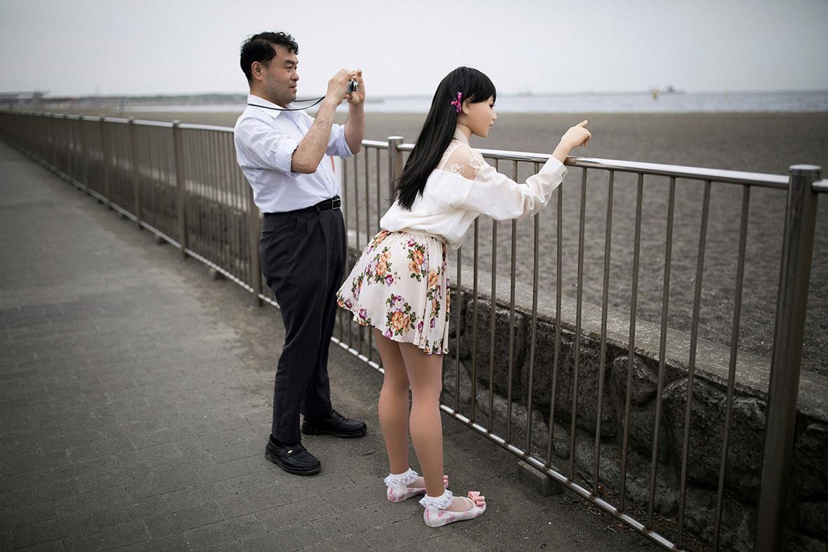 Japanese men women sex