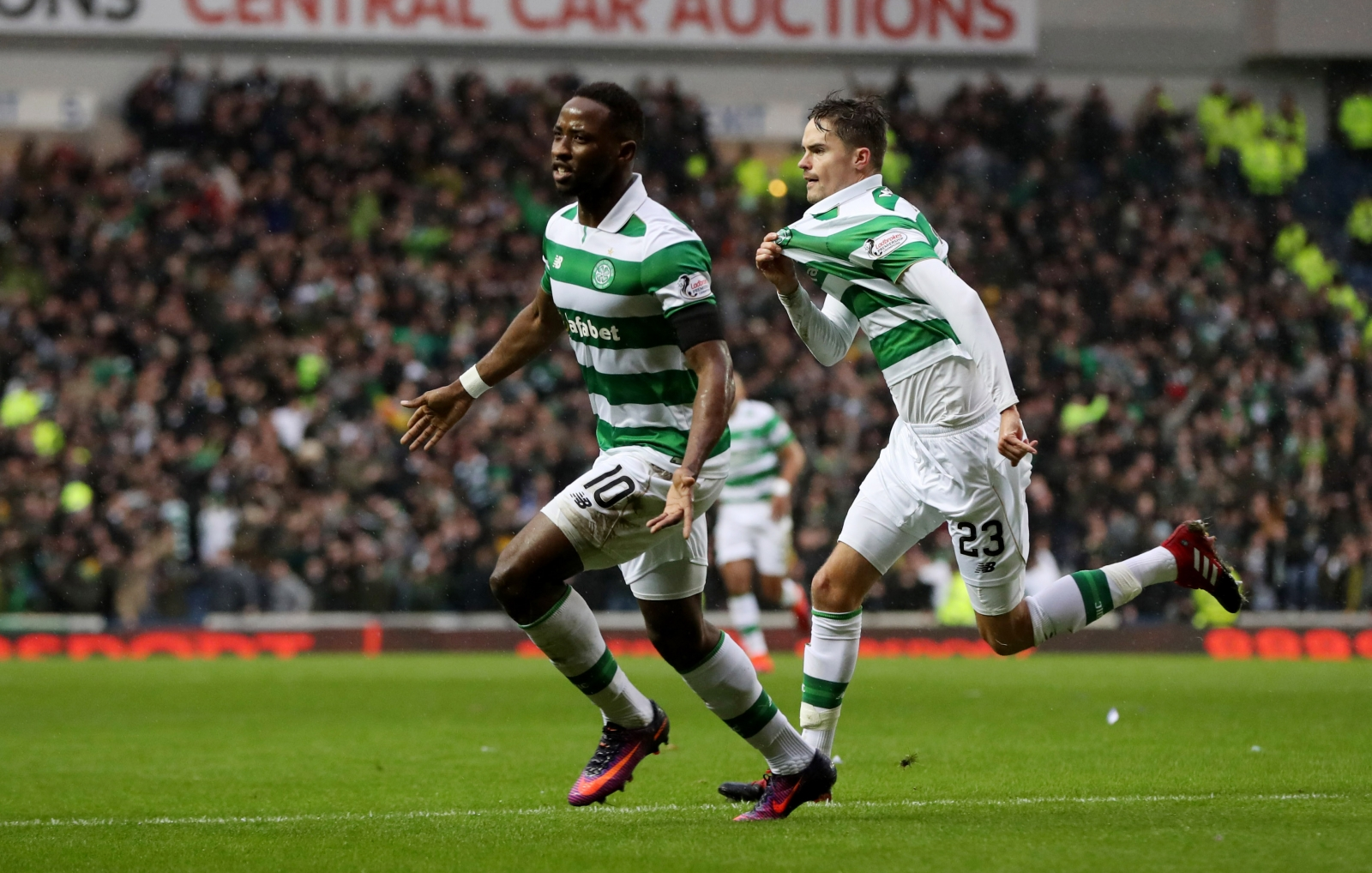 Everton considered signing Celtic forward Moussa Dembele in the summer