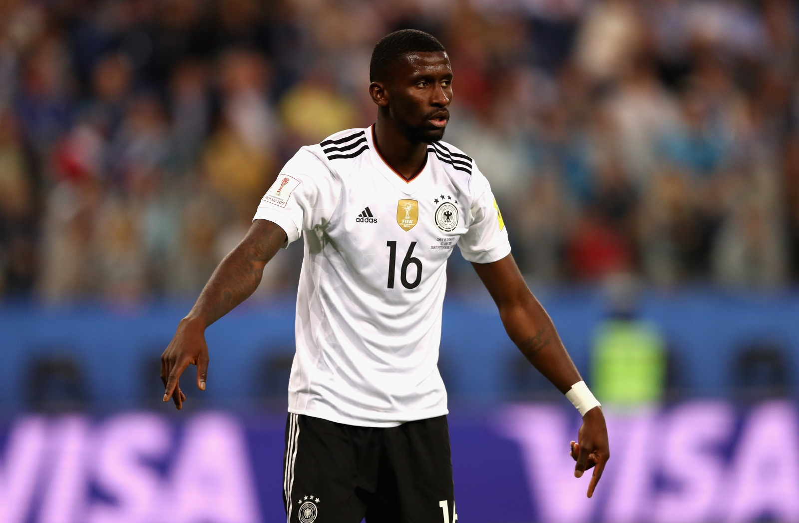 Chelsea confirm signing of defender Antonio Rudiger from Roma