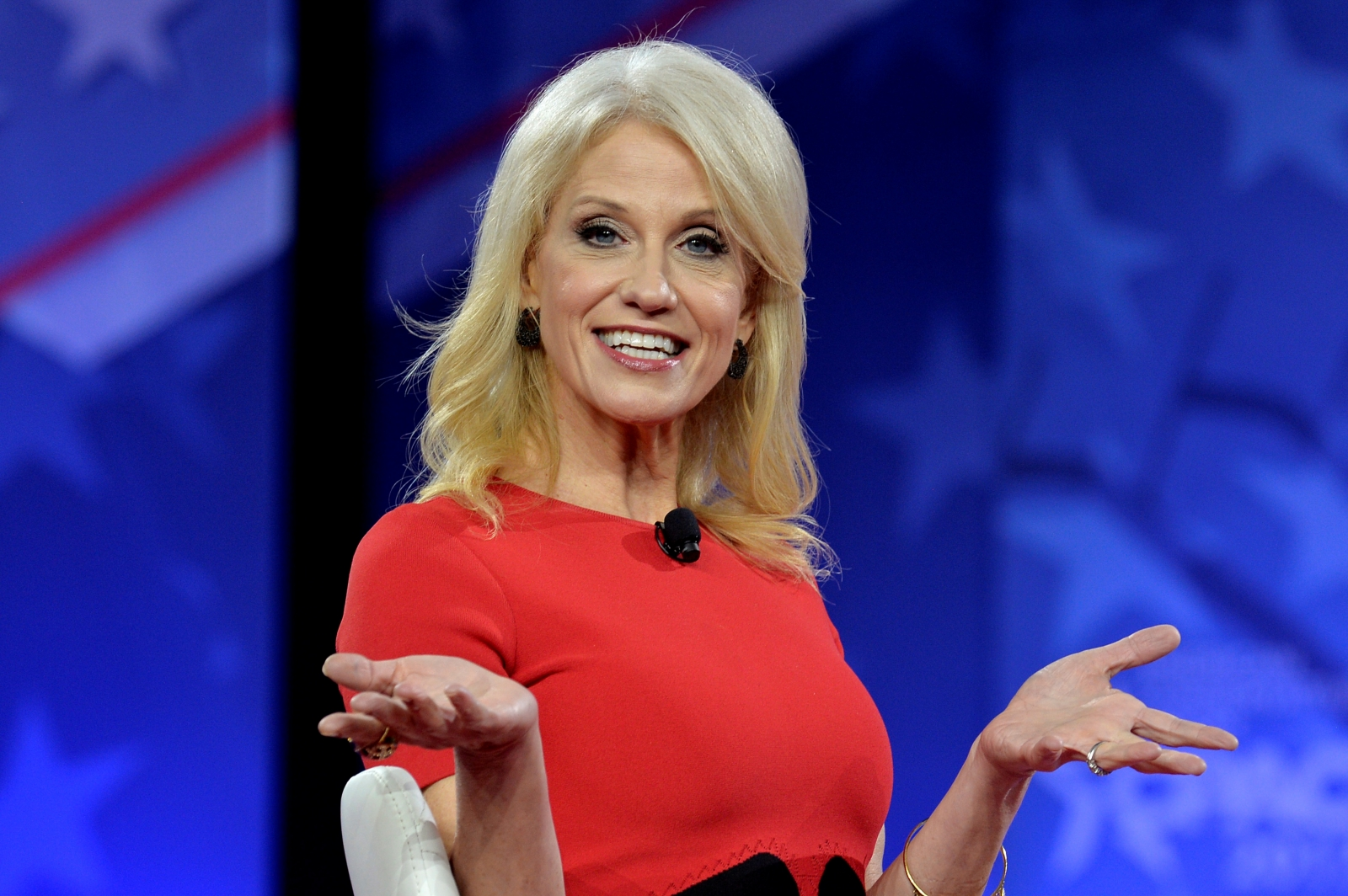 Kellyanne Conway trolled over bizarre CNN interview about ...