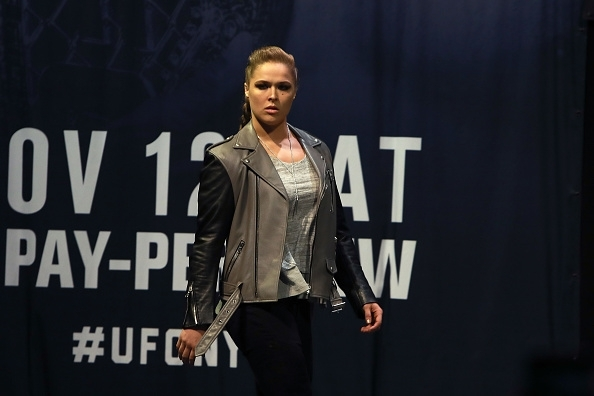 Is Ronda Rousey's WWE career about to begin? Former UFC star is involved in possible angle