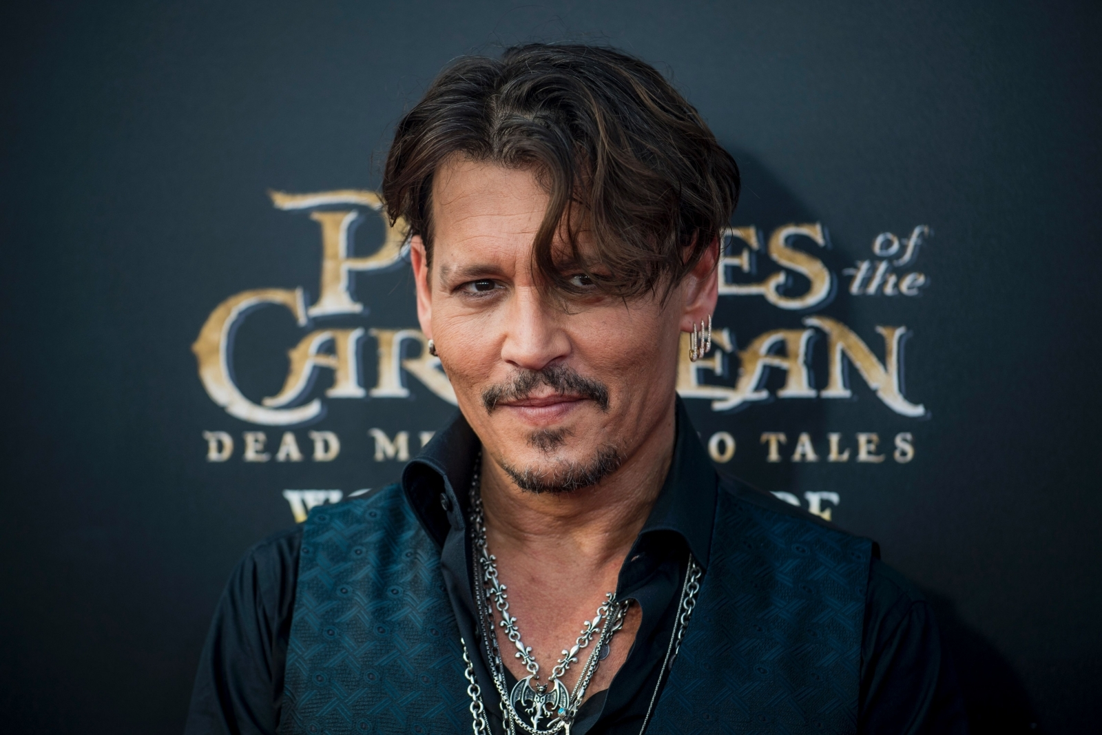 Johnny Depp promises t...