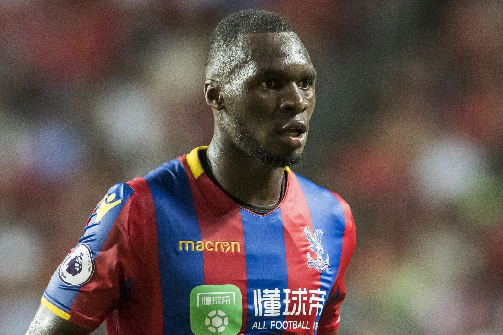Crystal Palace s Christian Benteke plays down exit speculation