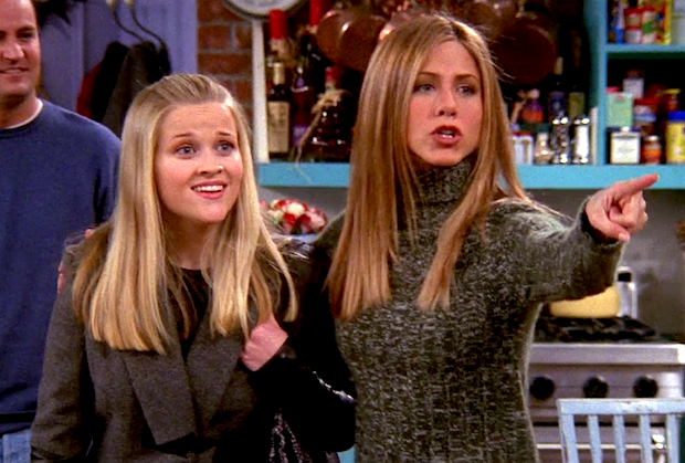 Friends co-stars Jennifer Aniston and Reese Witherspoon to reunite for a brand new TV show