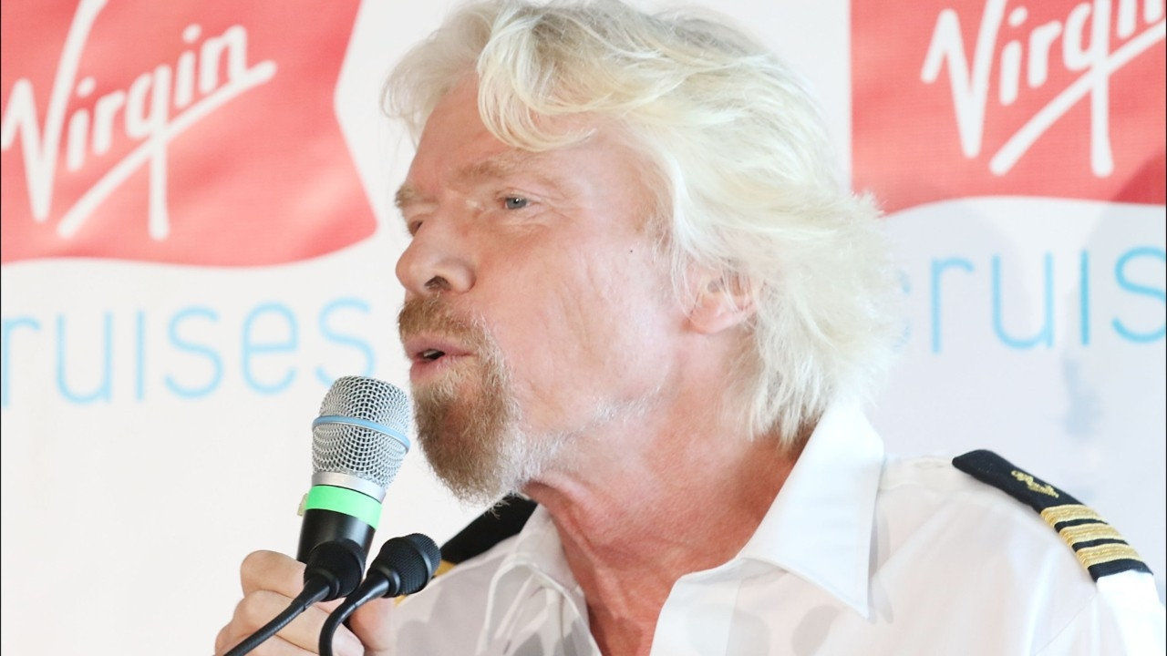 Richard Branson cedes control of Virgin Atlantic