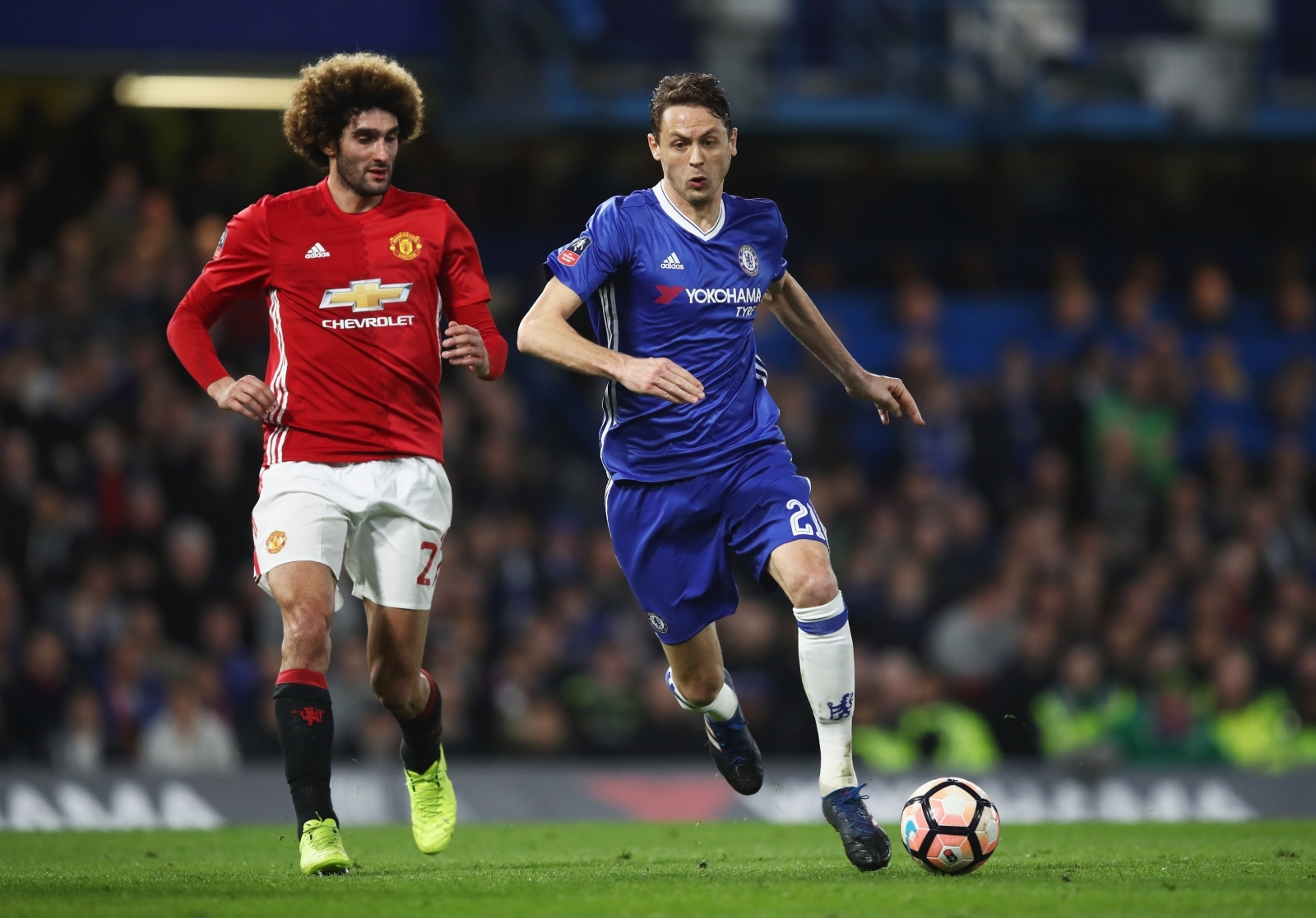 It s a risk Chelsea s decision to let Nemanja Matic join