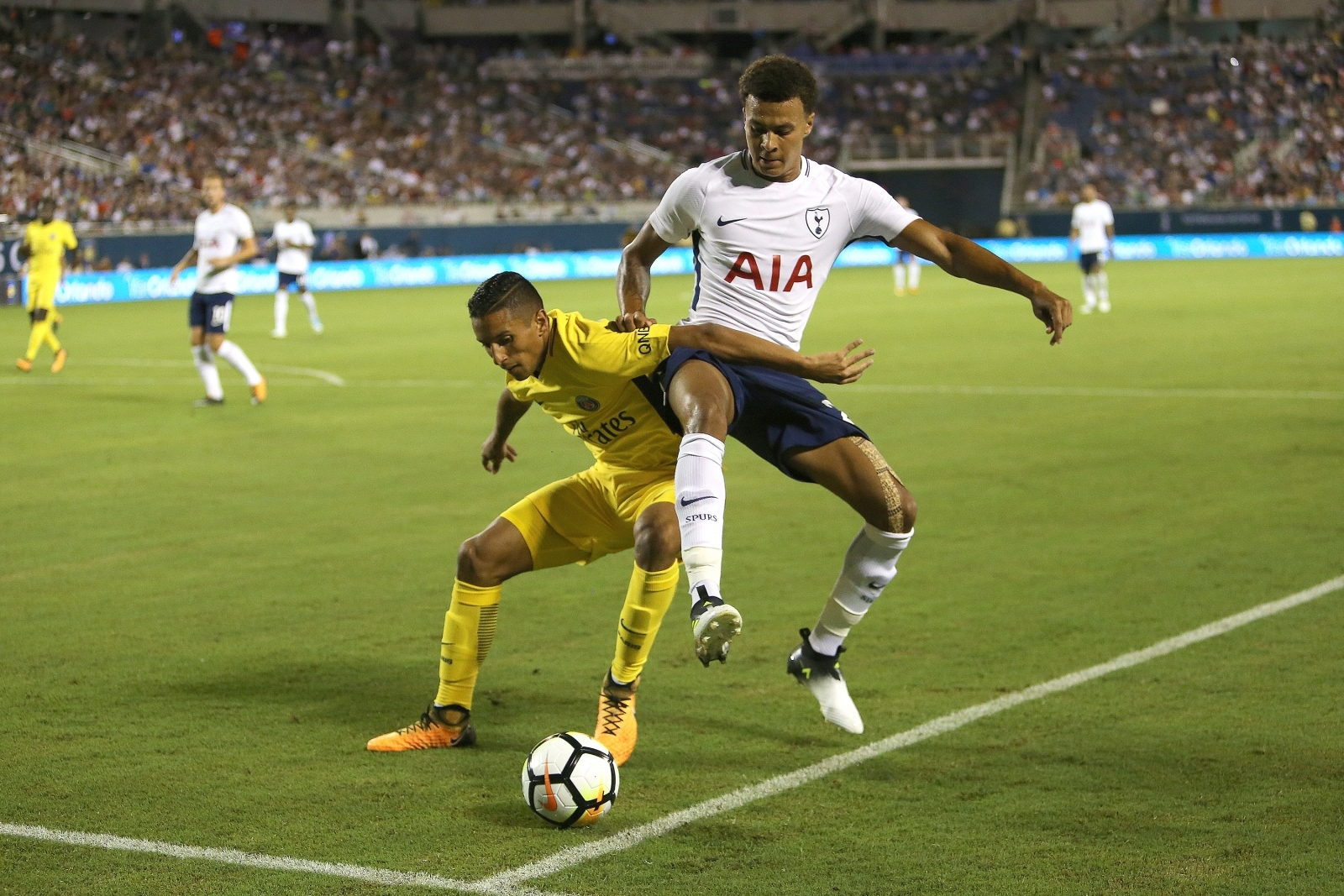 Dele Alli insists Tottenham need 'one or two players' to sustain title bid
