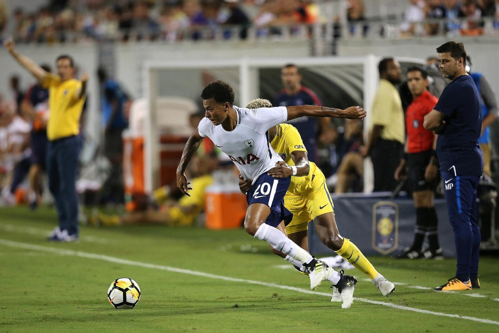 Barcelona eye signing Tottenham star Dele Alli to replace Neymar