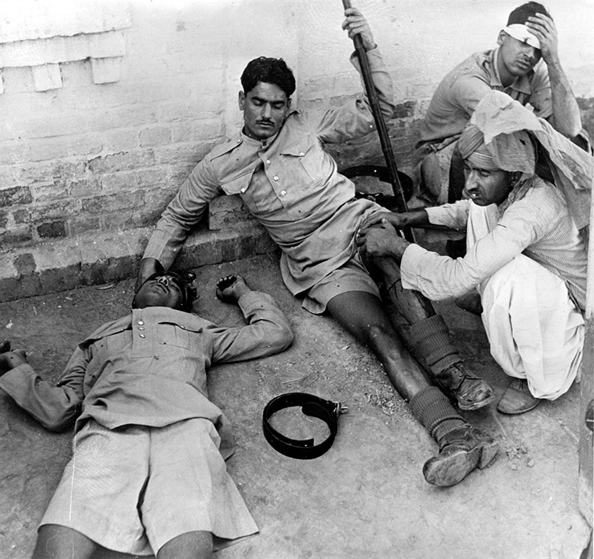 riots after partition The partition of british india in august 1947 resulted in one of the greatest forced migrations in human history.
