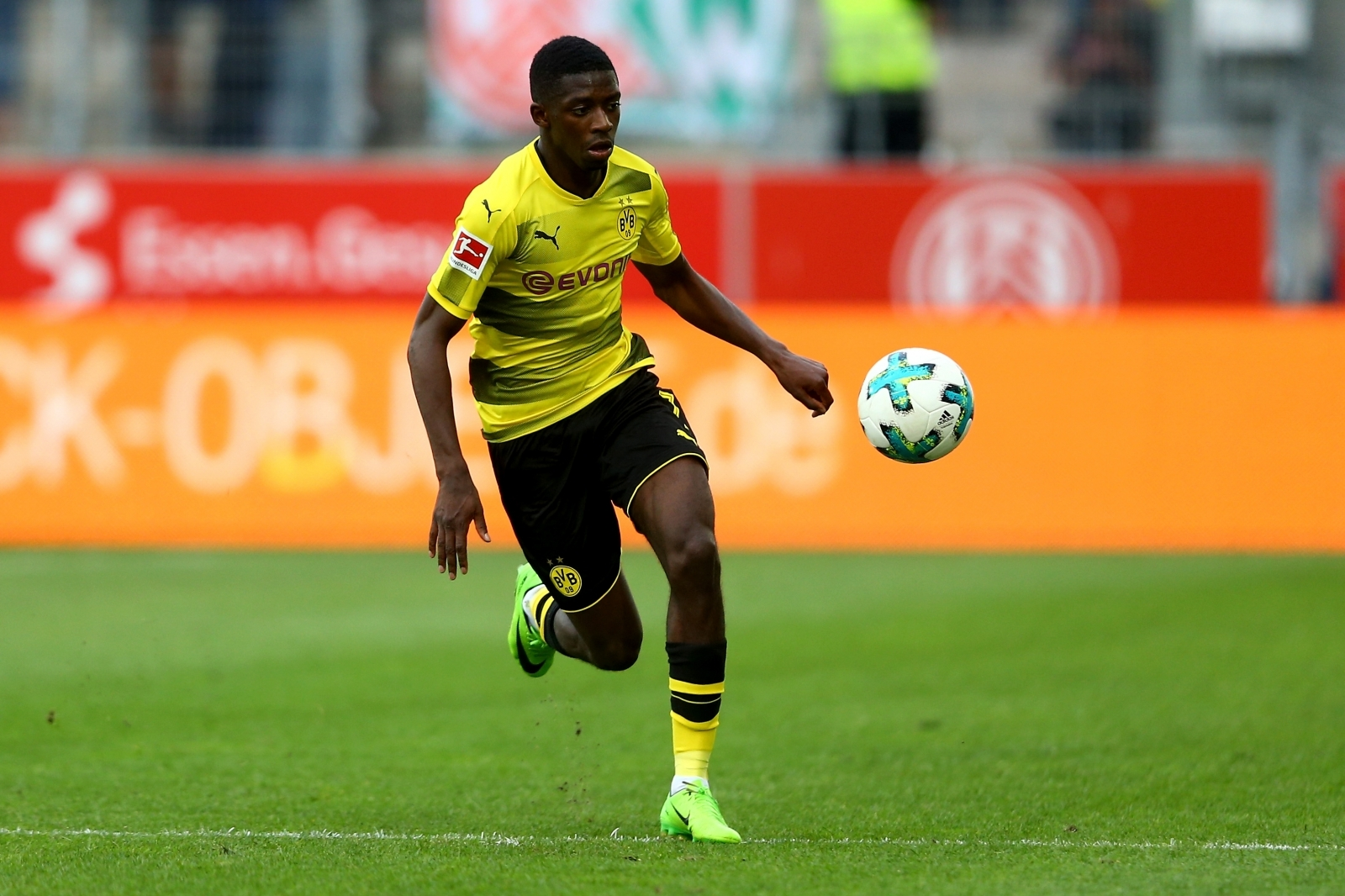 Ousmane Dembele AWOL from Borussia Dortmund training as Barcelona