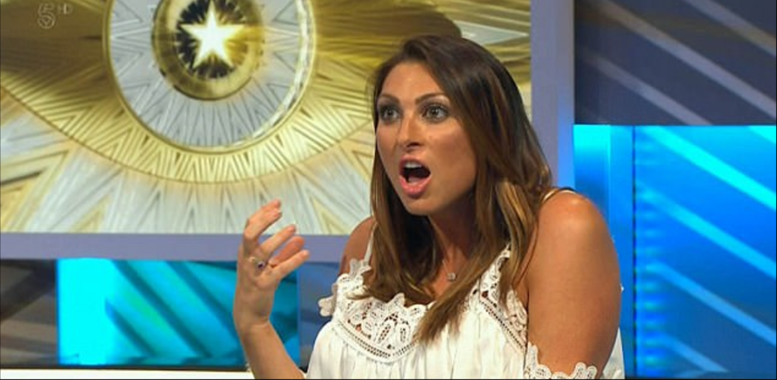 CBB viewers call for police action after Luisa Zissman says Jemma Lucy should be 'washed in acid'