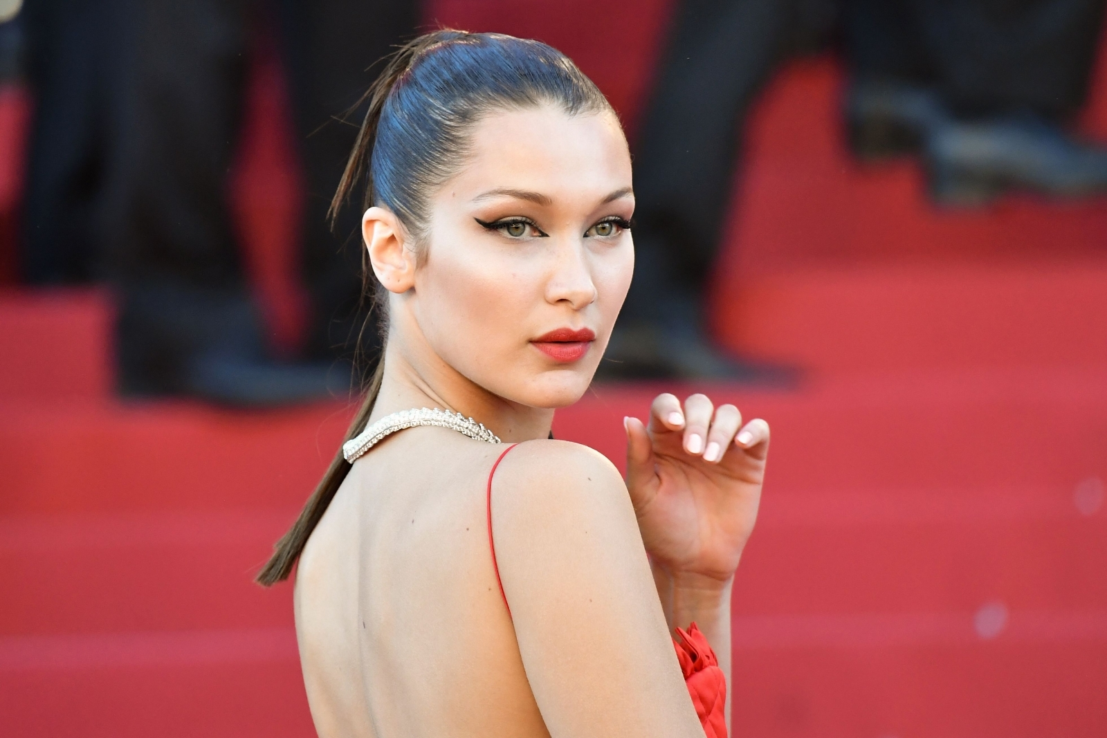 Bella Hadid 'crushing on Drake' as her heartbreak over The Weeknd dating Selena Gomez is revealed
