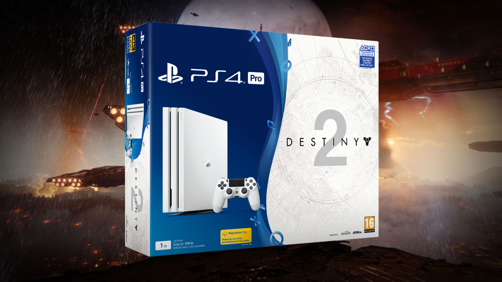 Uk Video Game Deals Xbox One S Destiny 2 Ps4 Bundle Overwatch Fallout 4 And More