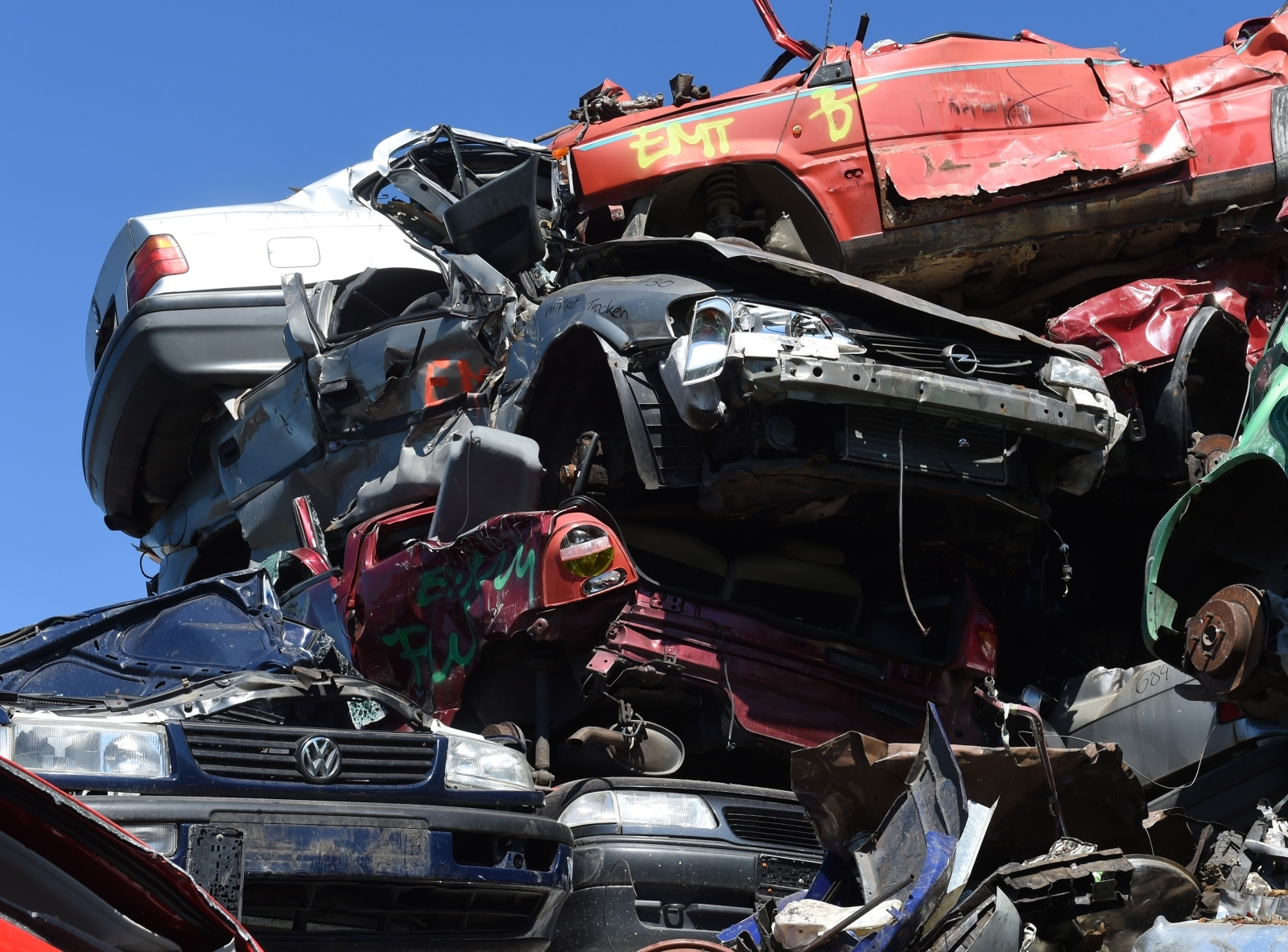 Ford launches £2,000 car scrappage scheme