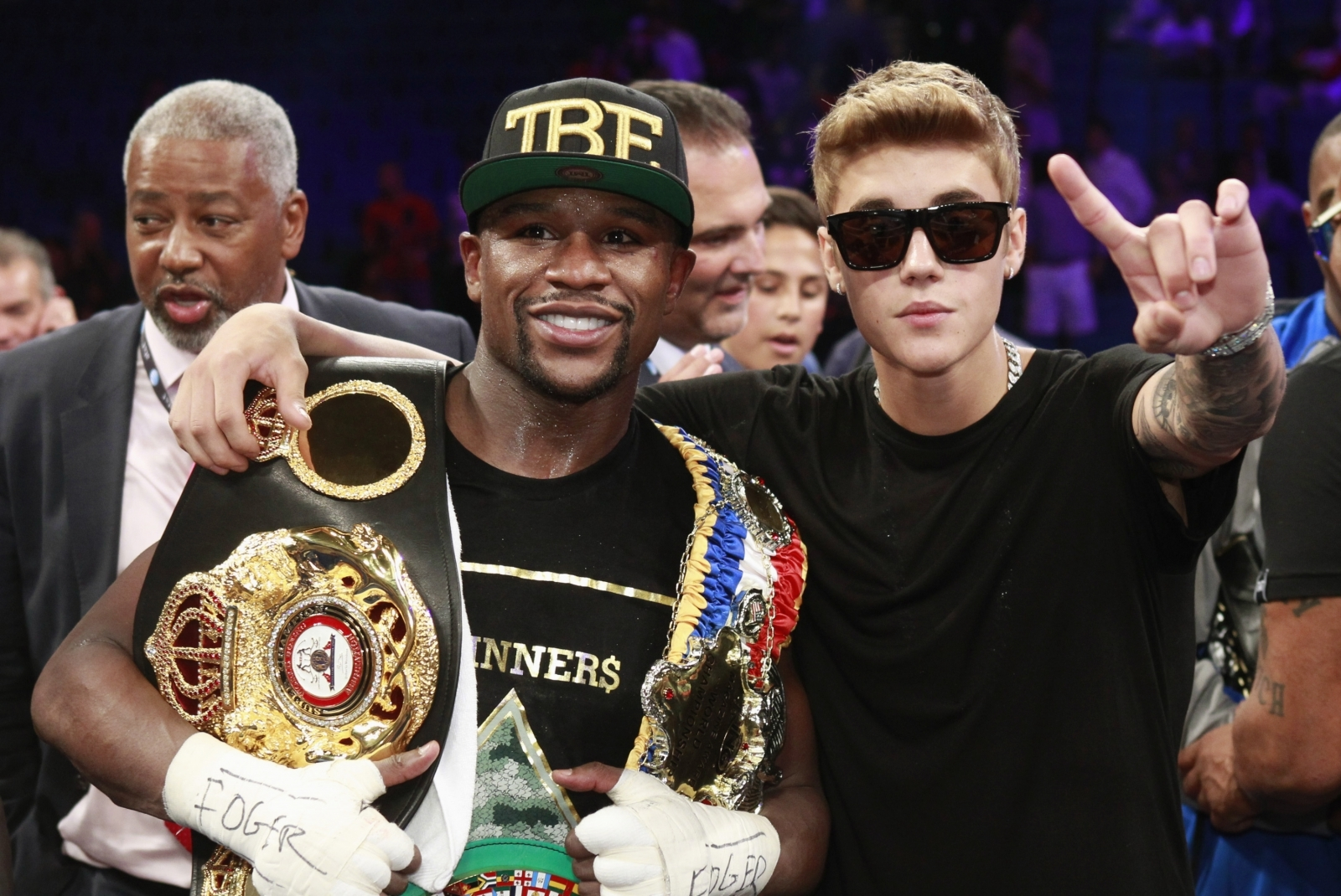 Justin Bieber loses faith in Floyd Mayweather? Boxer furious over Instagram unfollow