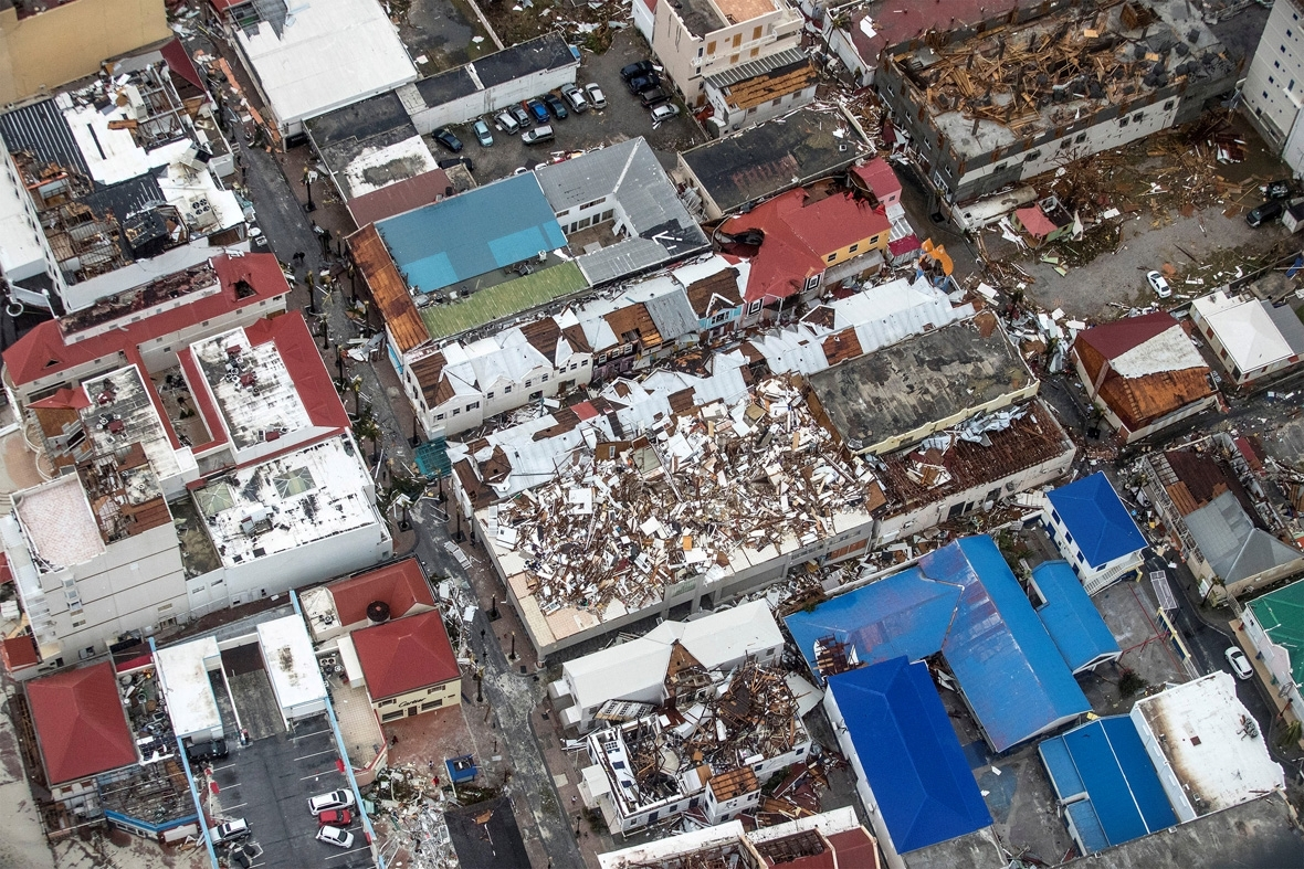 Hurricane Irma Aerial Photos Show Scale Of Destruction In