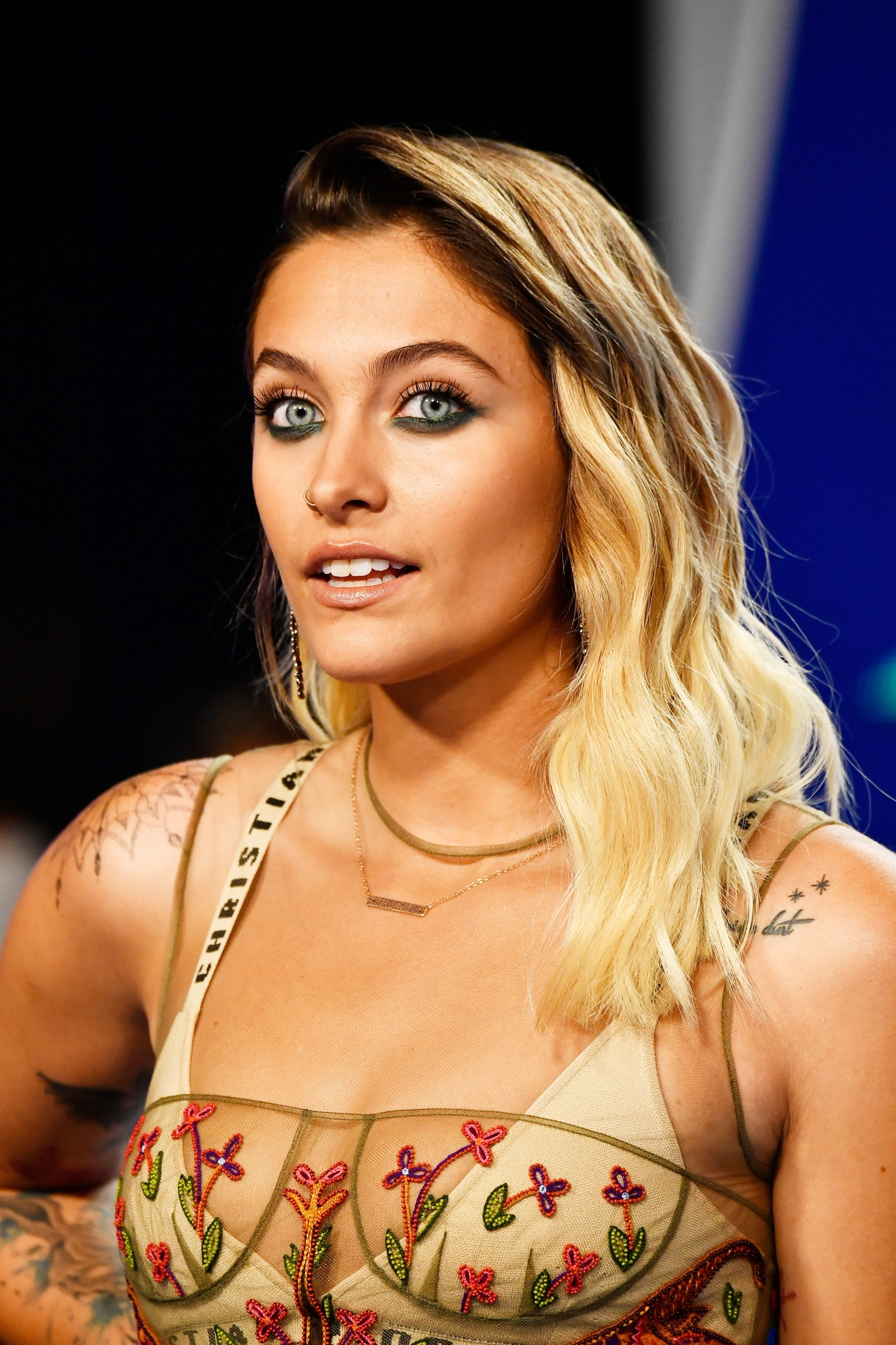 Paris Jackson sends fans wild with eye-popping topless pics: 'If every morning could be like this'