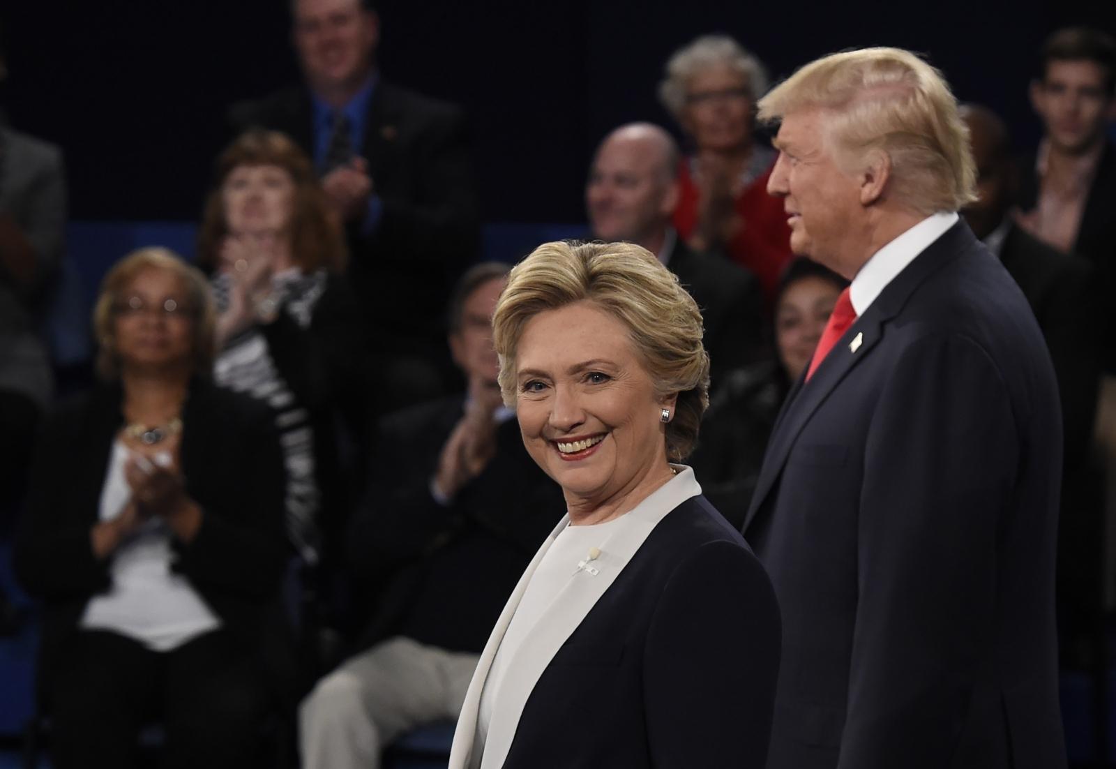Hillary Clinton slams Donald Trump for 'racist, ignorant views' on anniversary of Haiti earthquake
