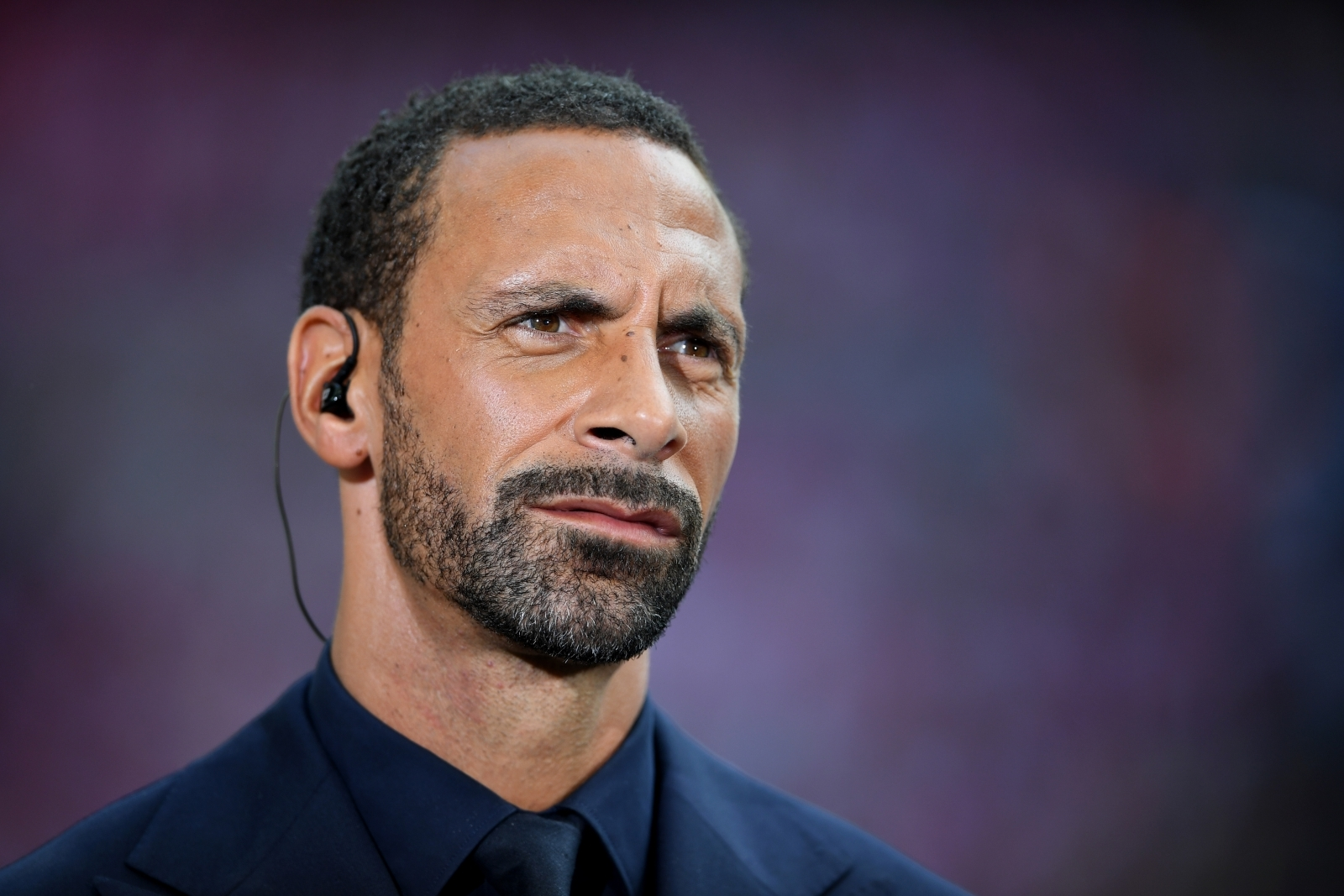 Rio Ferdinand Former Manchester United and England captain