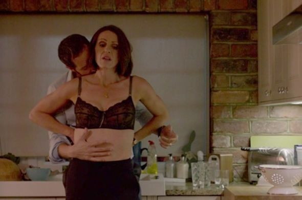 Doctor Foster Viewers Stressed Over Gemma S Romp With Ex