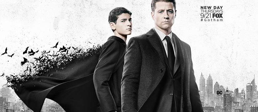 Gotham Season 4 Premiere Bruce Wayne Begins His Journey