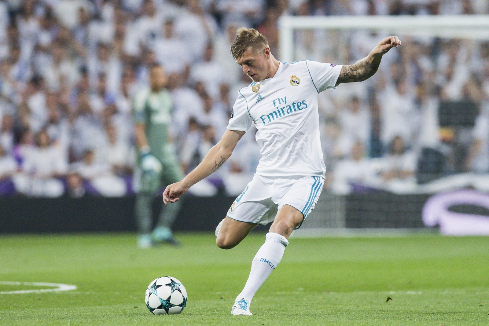 Real Madrid star Toni Kroos withdraws from Germany squad due to