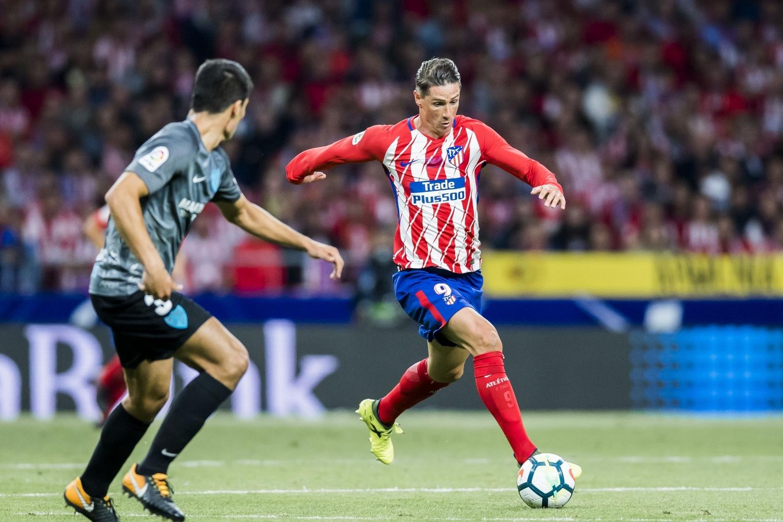 Fernando Torres and Jose Maria Gimenez return to Atletico Madrid