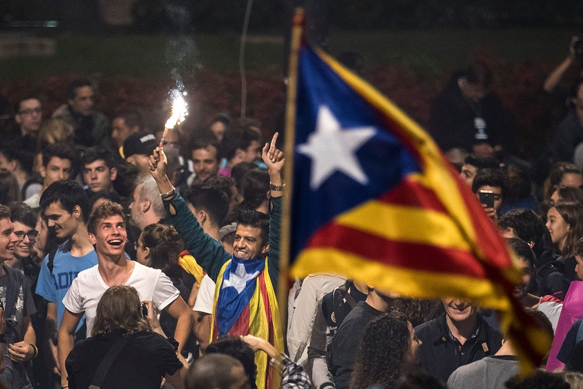 Spain moves to impose direct rule over Catalonia