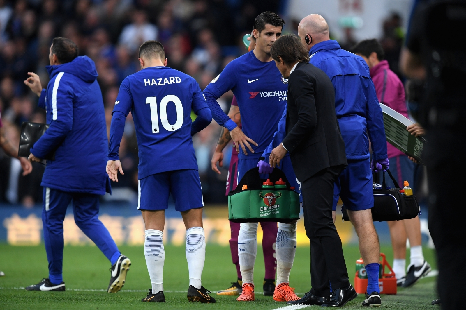 Chelsea star Alvaro Morata withdraws from Spain squad due to