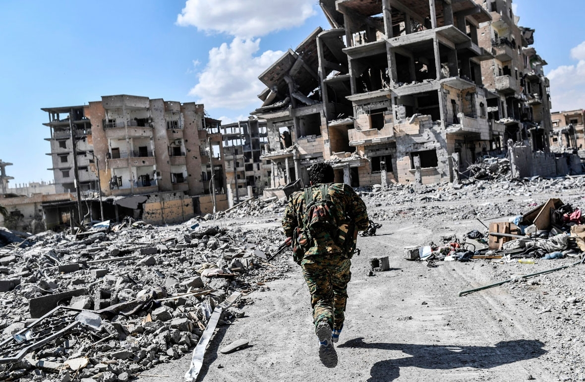 Syria's Raqqa 'liberated' from Isis