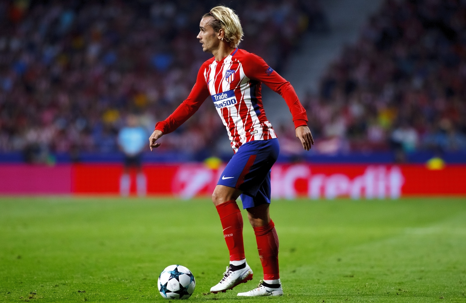 Diego Simeone explains why he never feared Antoine Griezmann would